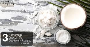 3 homemade deodorant recipes a