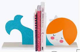 Amazon Com Cribmate Wood Mermaid Bookends Nursery Room Kids Room Decorative Little Mermaid Bookends Home Kitchen