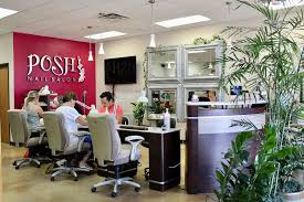 posh nail salon