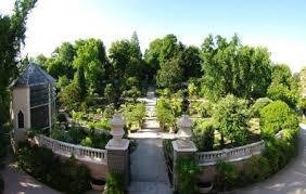 botanical garden of padova padua