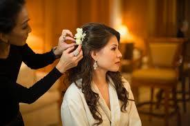 asian bridal makeup for thai bride