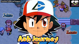 Liked on YouTube: Pokemon Ash Journey v2000 Completed or Stealing Game from Ash  Gray by Shovraj Sengupta | Pokemon ash gray, Pokemon firered, Pokemon