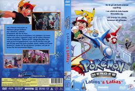 Pokémon: Pokemon The Movie 5: Heroes – Latios and Latias - Minitokyo