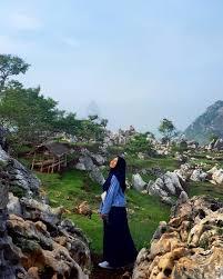 stone garden citatah keindahan gunung
