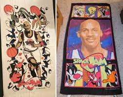 The 10 Greatest Pieces Of Space Jam Merchandise Laser Time