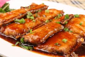 Red Braised Belt Fish(红烧带鱼 ...