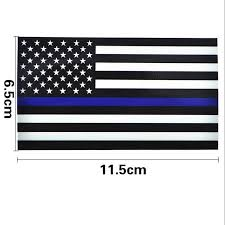 Blue Lives Matter Police Usa American Thin Blue Line Flag Car Decal Sticker Usa Country Flag Print Party Stickers 20styles Wall Stickers Buy Wall Stickers Cheap From Qwonly Shop 0 3 Dhgate Com