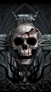 skull wallpapers hd posted by sarah