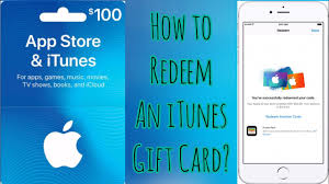 how to redeem an itunes gift card 2019