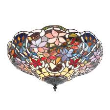lamp tiffany ceiling light 70709