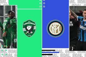 Ludogorets-Inter dove vederla: Sky o TV8? Canale tv e diretta ...