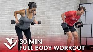 30 minute full body workout with