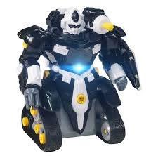 Robot Điều Khiển Từ Xa Đồ Chơi Cho Trẻ Em Bé Trai Bé Gái Giáo Dục