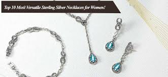 top 10 most versatile sterling silver