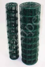Green Pvc Coated Steel Mesh Fencing 90cm Or 120cm Wire Garden Galvanised Fence Buy Pvc Coated Garden Fencing Product On Alibaba Com