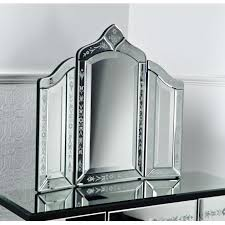 mirrored furniture a reflection of your