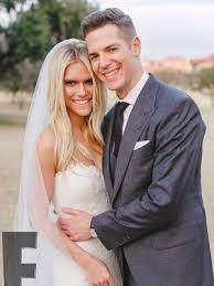 Jason Kennedy, Lauren Scruggs tie the knot