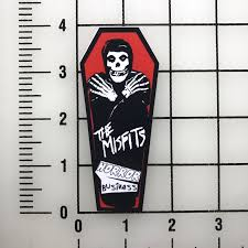 Misfits Horror 4 Tall Vinyl Decal Sticker Bogo For Sale Online