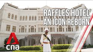 Singapore's Raffles Hotel: An Icon Reborn | Part 2