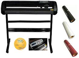 Amazon Com 34inch 500g Cutting Plotter For Sticker And Decal Vinyl Pu Vinyl Kitchen Dining