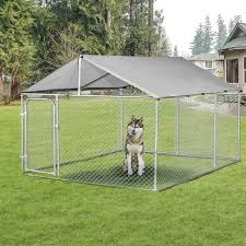 Wooden Dog Kennel X Large Including Folding Roof Protect From Cold And Wet For Sale Online Ebay