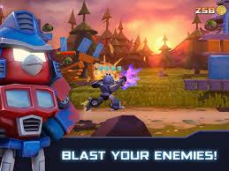 Angry Birds Transformers - screenshot | Angry birds, Transformers ...