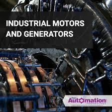 industrial motors and generators