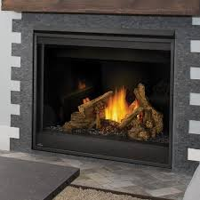direct vent propane gas fireplace