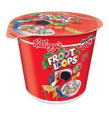 kellogg s froot loops cereal cups