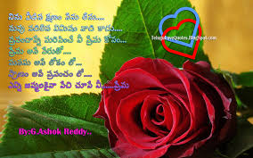 love quotes for him on greeting cards telugu love quote image