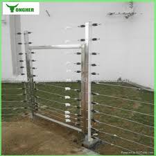 Electric Fence System For Residential Area Home Security With Gsm Alarm Th 2008 Tongher China Manufacturer Burglarproof Security