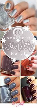 50 nail designs to e up your winter
