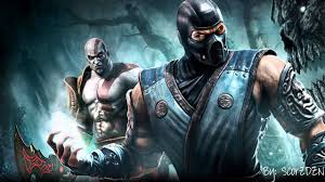 wallpaper free 1 sub zero e kratos p