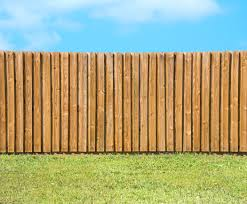 How Far Apart Should You Set Pickets On A Privacy Fence Home Guides Sf Gate