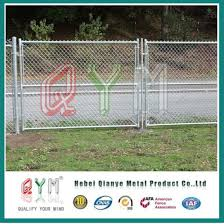 China Galvanized Cheap Chain Link Fences And Gates Heavy Duty Fencing And Gates China Fencing And Gates Chain Link Wire Mesh