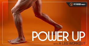 leg workouts for men that want to burn