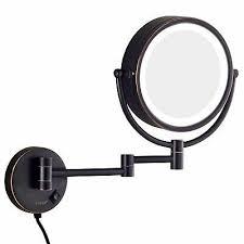 gurun 10x magnifying led lighted makeup