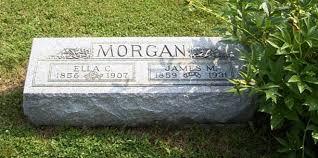 James Melvin Morgan (1859-1931) - Find A Grave Memorial