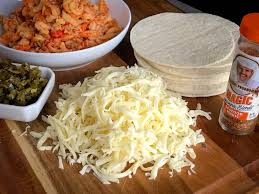 Crawfish Enchiladas Con Queso - Magic ...