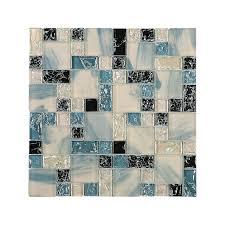 black square glass mosaic tile jces4 hdaz