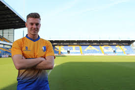 King relishing League Two battle - News - Mansfield Town