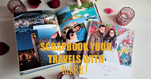sbook your travels with blurb