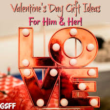 valentines gift ideas for him and her