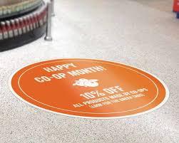Floor Decals Vinyl Floor Stickers Sticker Genius