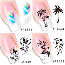 fashion nail art designs quotes jinhua factory color angels artist