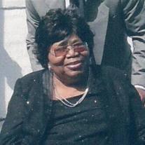 Hilda Alverta Wright Obituary - Visitation & Funeral Information