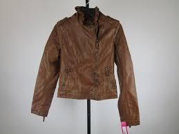 xhilaration juniors brown faux leather