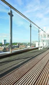 pros and cons of glass railings for