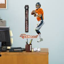 Peyton Manning Fathead Jr Peyton Manning Custom Fathead Fathead