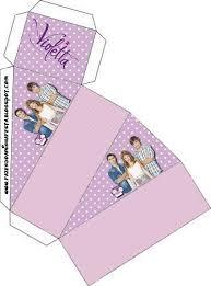 Violetta Cajas Para Imprimir Gratis Ideas Y Material Gratis